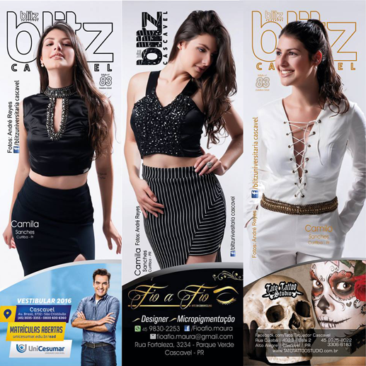 Revista Blitz Universitária Cascavel